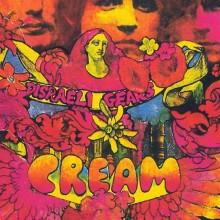 cream disraeli gears psychedelia